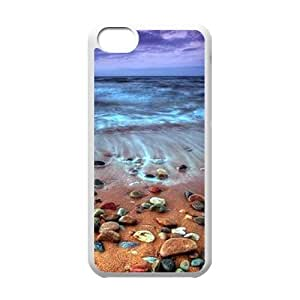 MMZ DIY PHONE CASEOcean ZLB613740 Personalized Phone Case for ipod touch 4, ipod touch 4 Case
