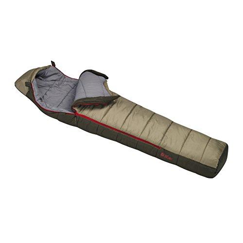 Slumberjack SJK Ronin -20-Degree Sleeping Bag, Tan