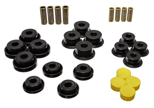 Energy Suspension 2.3106G Front Control Arm Bushing Set for Jeep TJ