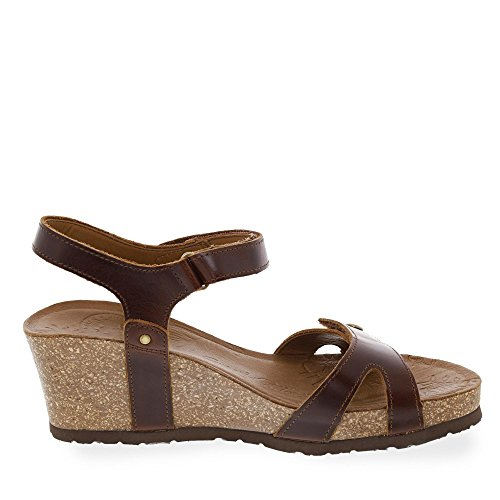 Cuero Sandales JACK PANAMA Pt181570b001 pour Femme vwavXgq