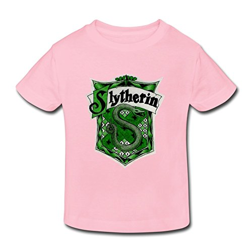 AOPO Harry Potter Slytherin Shirt For Toddlers Unisex (2-6 (Costume Design School Seattle)