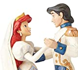 Jim Shore Disney Traditions by Enesco Ariel and