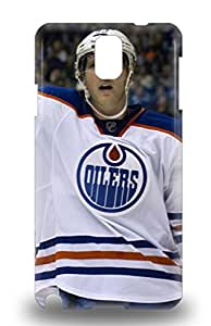 Forever Collectibles NHL Edmonton Oilers Ales Hemsky #83 Hard Snap On Galaxy Note 3 3D PC Case ( Custom Picture iPhone 6, iPhone 6 PLUS, iPhone 5, iPhone 5S, iPhone 5C, iPhone 4, iPhone 4S,Galaxy S6,Galaxy S5,Galaxy S4,Galaxy S3,Note 3,iPad Mini-Mini 2,iPad Air )