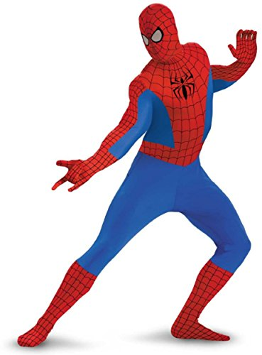 Spider-man Bodysuit Costume 10 (Spiderman Costume Teen)