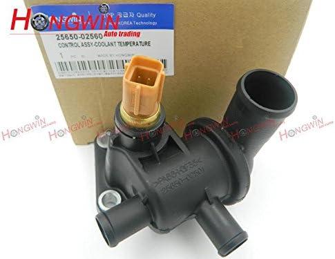 HW 25650-02560,25650-02501 - Termostato para KIA Picanto SA 04-10: Amazon.es: Coche y moto