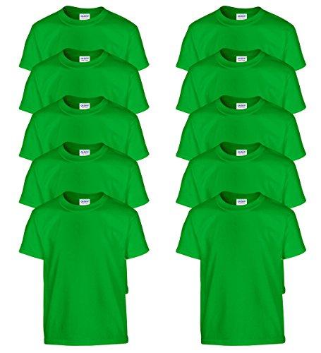 gildan-boys-heavy-cotton-t-shirtg500b-electric-green-l-10pk