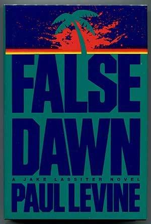 book cover of False Dawn