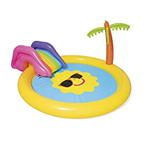 BESTWAY 51026 – Piscina Hinchable Infantil Play Pool 152×30 cm