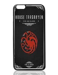 Game Of Thrones - House Targaryen Image Design Hard Back Case cover skin for Apple Iphone 6 Plus 5.5