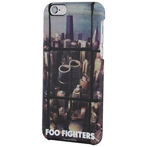 Foo Fighters Character Rock Band Protective Hard Phone Cover Hard Case for iPhone 6 (Foo Fighters / Sonic Highways)