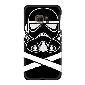 DeanHubley Samsung Galaxy S6 Perfect Hard Phone Case Provide Private Custom HD Stormtrooper Pattern [htz2559DRAy]