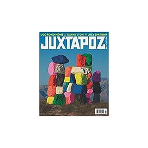 Juxtapoz Magazine Issue #190 November 2016 Ugo Rondinone Danny Lyon Lucy Sparrow