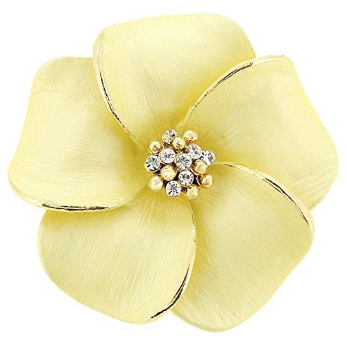 Yellow Brooch - 4