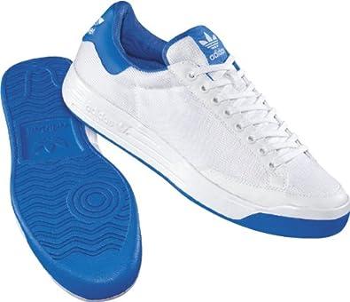 frecuentemente Delicioso Fortalecer  adidas Originals para Hombre Rod Laver Sneaker, Azul, Blanco  (RUNNWHITE,RUNNWHITE,FRESHBLUE): Amazon.es: Deportes y aire libre