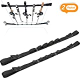 KUDES 2 Pack Vehicle Fishing Rod Rack Holder