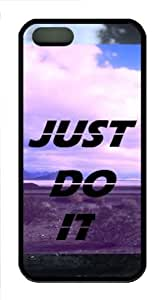 Case For Sam Sung Note 2 Cover Black Cover Nike Just do it By Greadcase?140402002