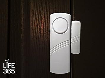 Paquete de 2. 100% de garantía. Gran Sistema de Seguridad para el Hogar, Casa, Negocio, dormitorio y para los niños o mascotas.
