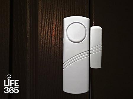 Amazon.com: Puerta de alarma / ventana de alarma inalámbrico ...