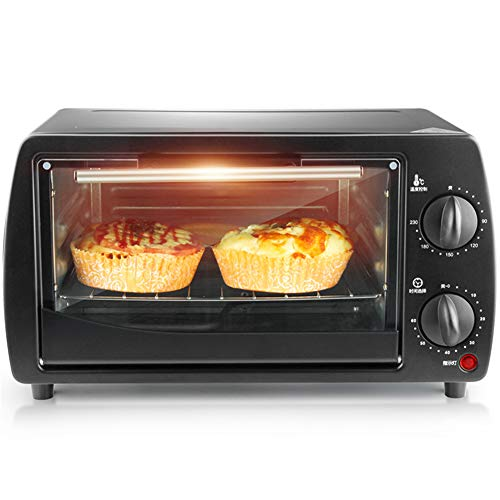 220v / 9L Mini Electric Oven Home Multifunctional Baking Oven Trifle And Bread 800W Mini Oven With Hob And Grill Home…