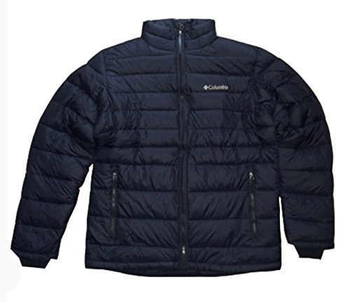 Columbia Men's New Discovery Water Resistant Puffer Jacke...
