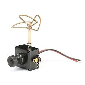 easyshop Eachine EF-01 cámara CMOS de 1/3 FPV 25MW VTX 800TVL AIO 40CH 5.8 g