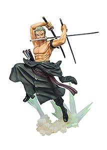Bandai Tamashii Nations roanoa One Piece Figuarts Zero Estatua