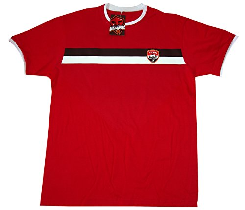 Official Trinidad and Tobago Men T-shirt Like Shirt Design (Medium) from Trinidad and Tobago