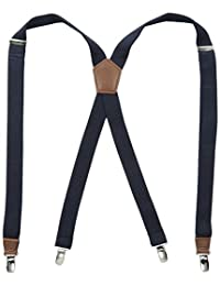 Dockers Men's Textured Solid Suspender