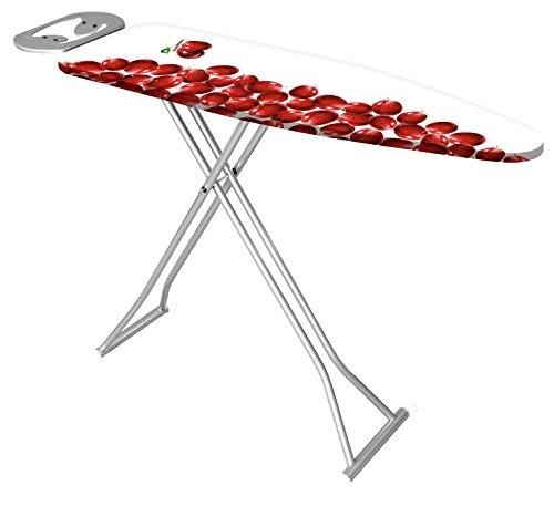 Uniware Turkey Ironing Board with Iron Rest, Large (Fruit,44 Inch)