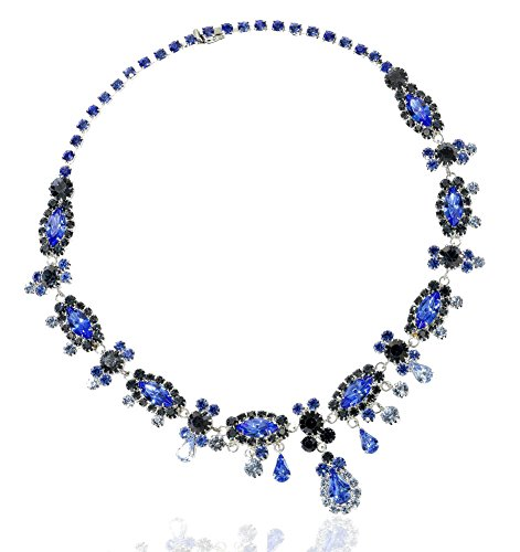 icicle-necklace-with-swarovski-sapphire-jet-and-light-sapphire-stones-by-albert-weiss