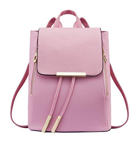 Pu School Bag - 2