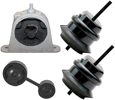 4 PCS Motor /& Trans Mount For 2005-2006 Chrysler Pacifica 3.8L 4WD