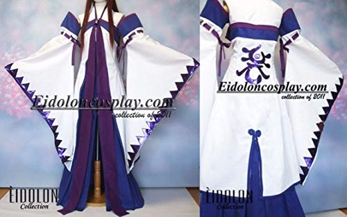 Vocaloid Gakuko Female Cosplay Halloween Costume Game for Cosplay Show Party Women Girl,XL