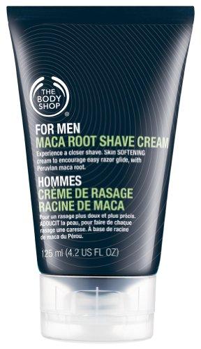 The Body Shop For Men Maca Crème à raser Petit, Once 3.95-Fluid
