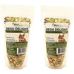 Exotic Nutrition Degu Delight Treat (8 oz.) - Healthy and Unique Treat
