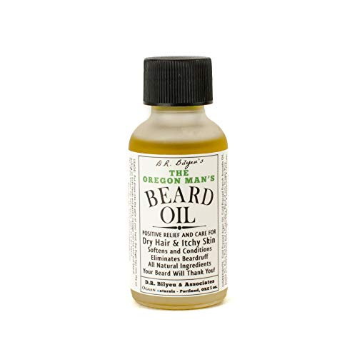 Oregon Mans All Natural Beard product image