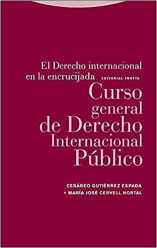 El Derecho internacional en la encrucijada: Curso general de Derecho Internacional Público Estructuras y procesos. Derecho: Amazon.es: Cesáreo Gutiérrez ...