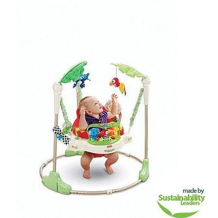 Rainforest Jumperoo Bouncer & Jumper by Fisher-Price by Fisher-Price