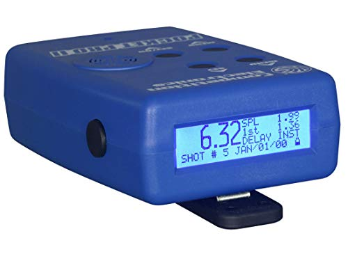 Competition Electronics Pocket Pro II Timer Blue CEI-4700