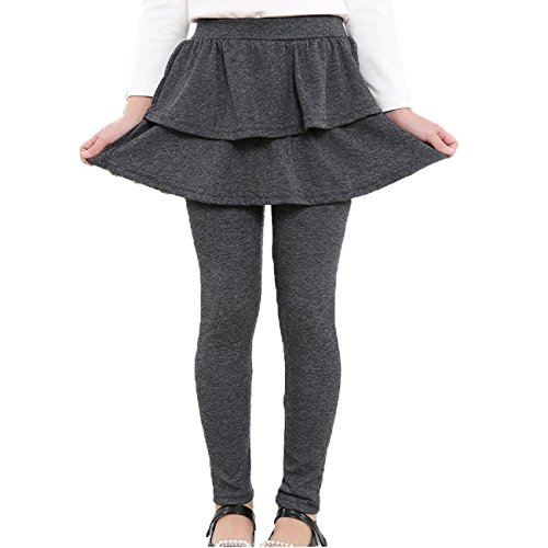 Yyicool Spring Girls Stretchy Leggings Pants Skirt-Pants for sale  Delivered anywhere in USA