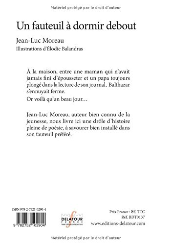 Amazon Fr Un Fauteuil A Dormir Debout Moreau Jean Luc