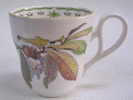 TOTORO Mug Cup  Studio Ghibli - Noritake TT97857/4924-1