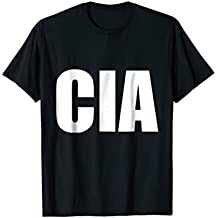 CIA Central Intelligence Agency T-Shirt