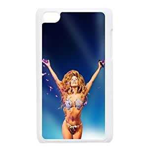 Custom High Quality WUCHAOGUI Phone case Lady Gaga Protective Case FOR IPod Touch 4th - Case-6