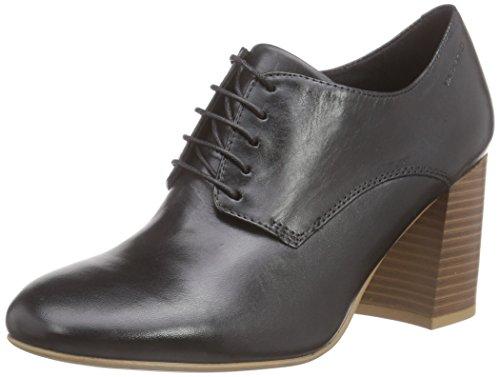 Vagabond Kaley - Zapatos de cordones derby Mujer Negro - Schwarz (20 Black)