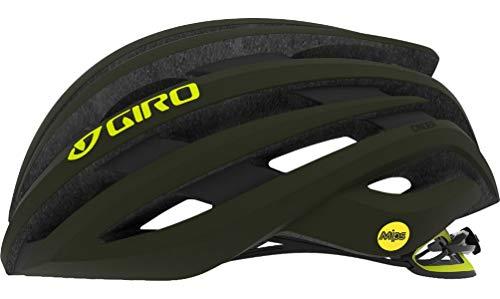 Giro Cinder MIPS Helmet Small Matte Olive/Citron (Helmet Matte Olive)