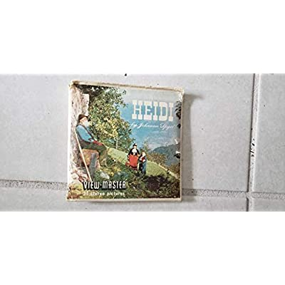 HEIDI - the movie ViewMaster 3-Reel Set: Toys & Games