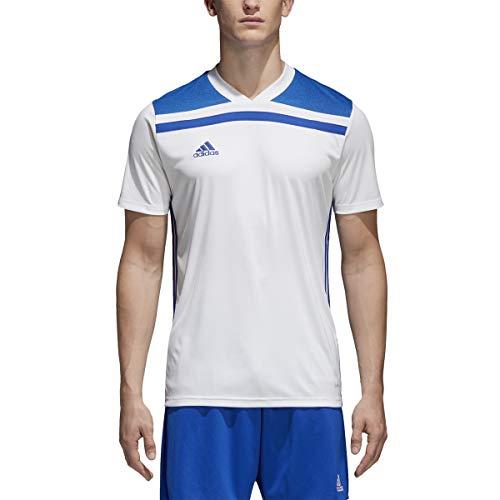 adidas Regista 18 Jersey, White/Bold Blue, ()