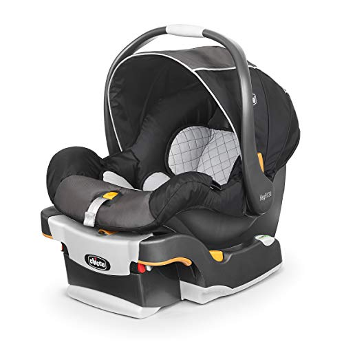 Chicco-Keyfit-30-Infant-Car-Seat-Iron-Black