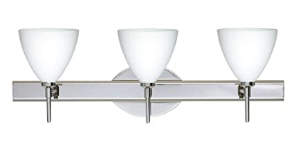Amazon.com: besa lighting 3sw-177907 Mia 3 Reversible de luz ...